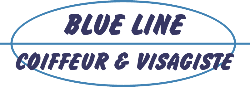 Blue Line logo vector