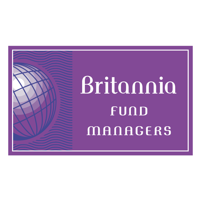 Britannia Fund Managers 70168 vector logo