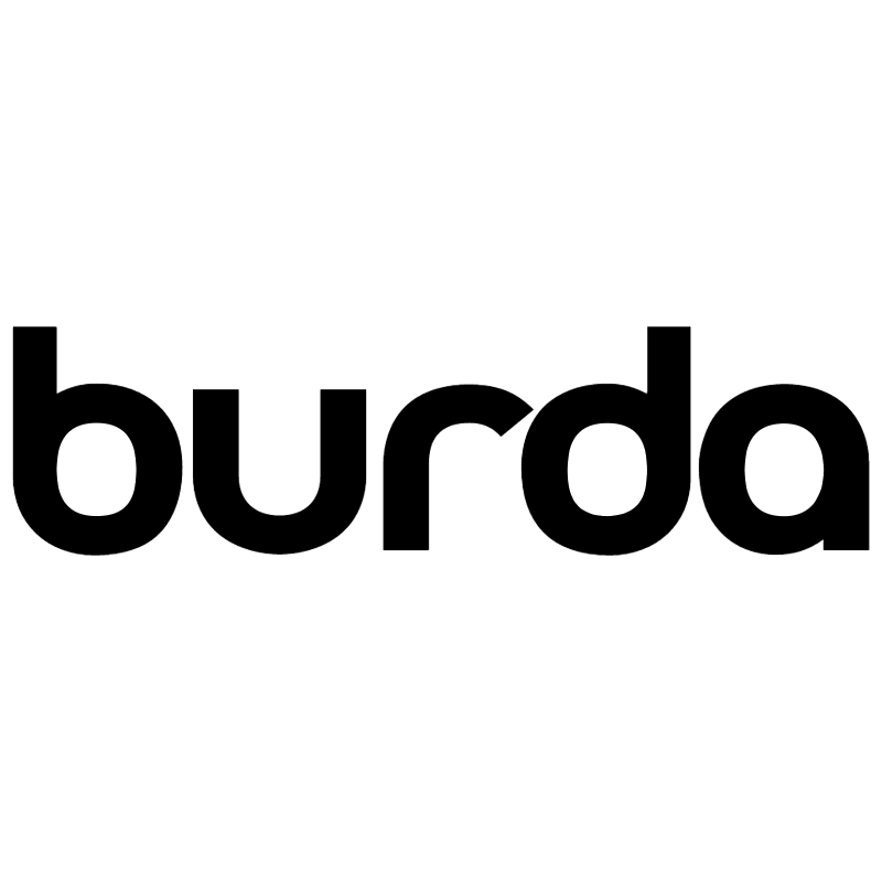 Burda vector logo