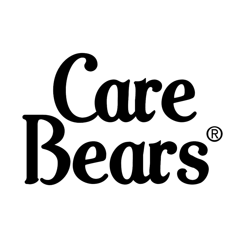 Care Bears vector logo
