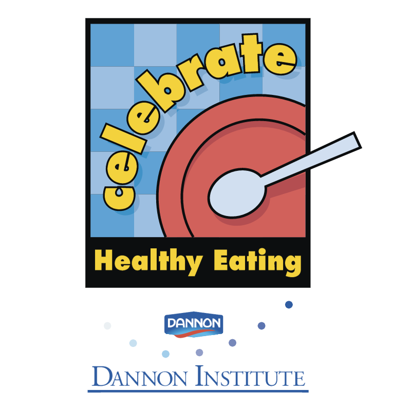 Celebrate Healthy Eating vector