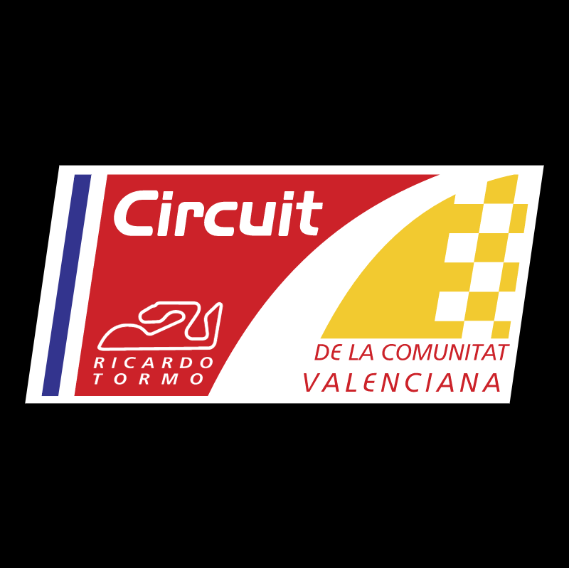 Circuit vector logo