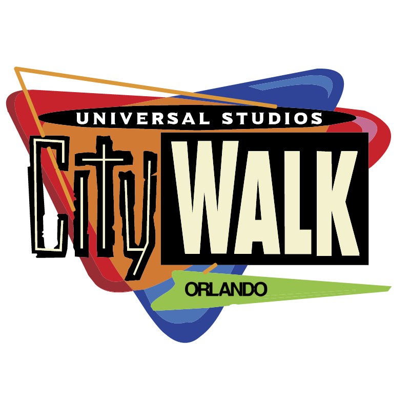 City Walk vector