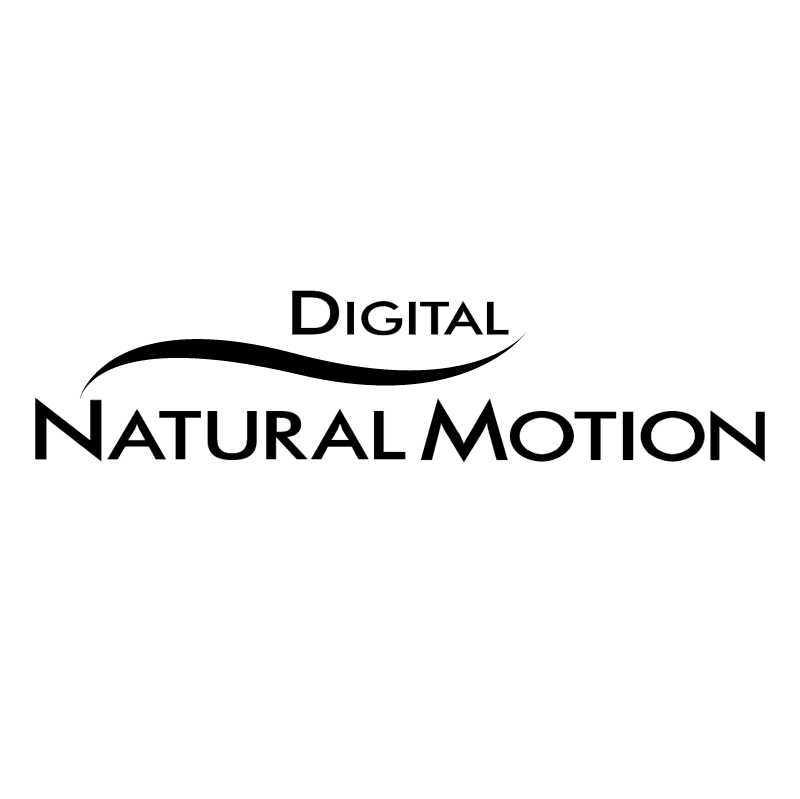 Digital NaturalMotion logo