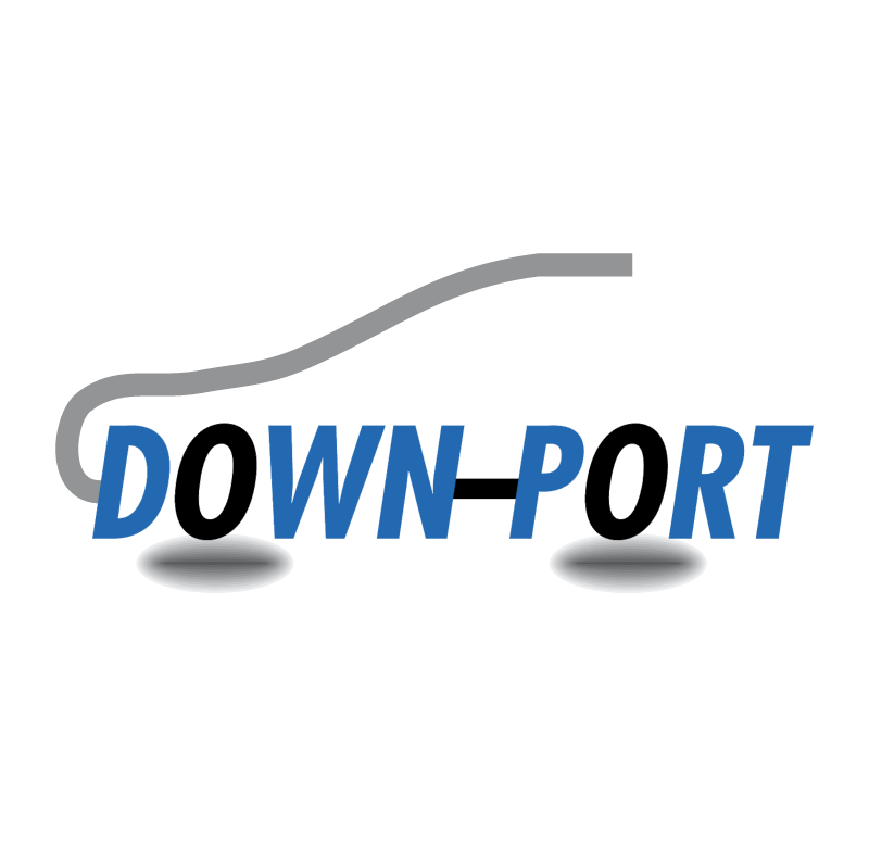 Down Port logo