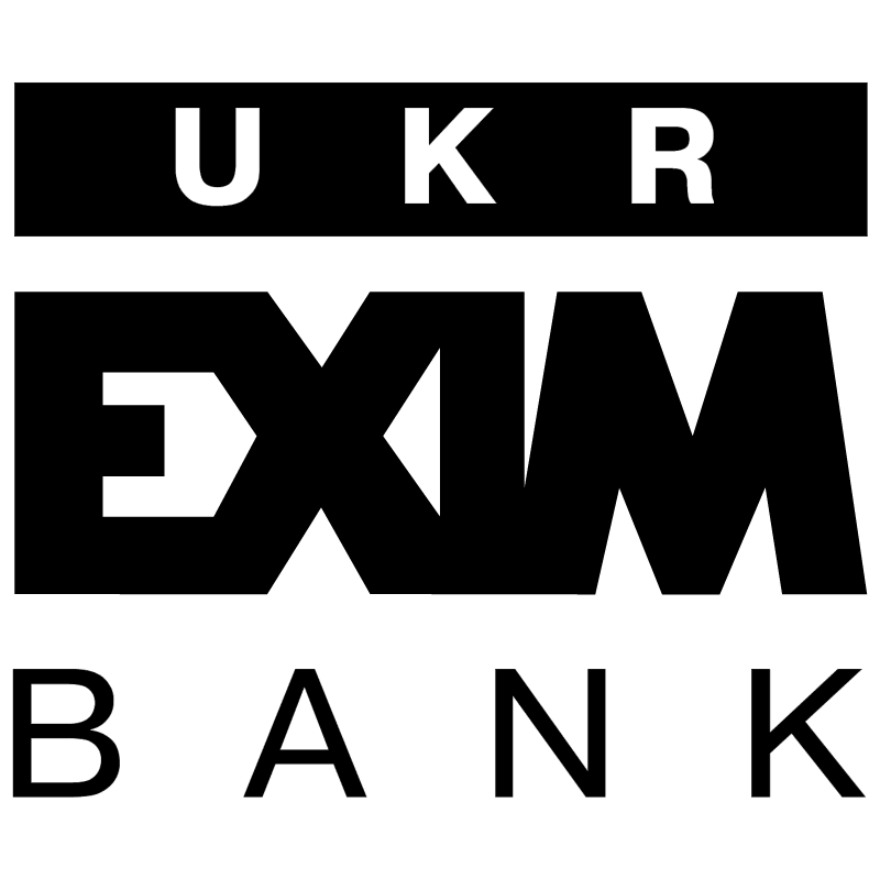 EXIM Bank UKR vector logo