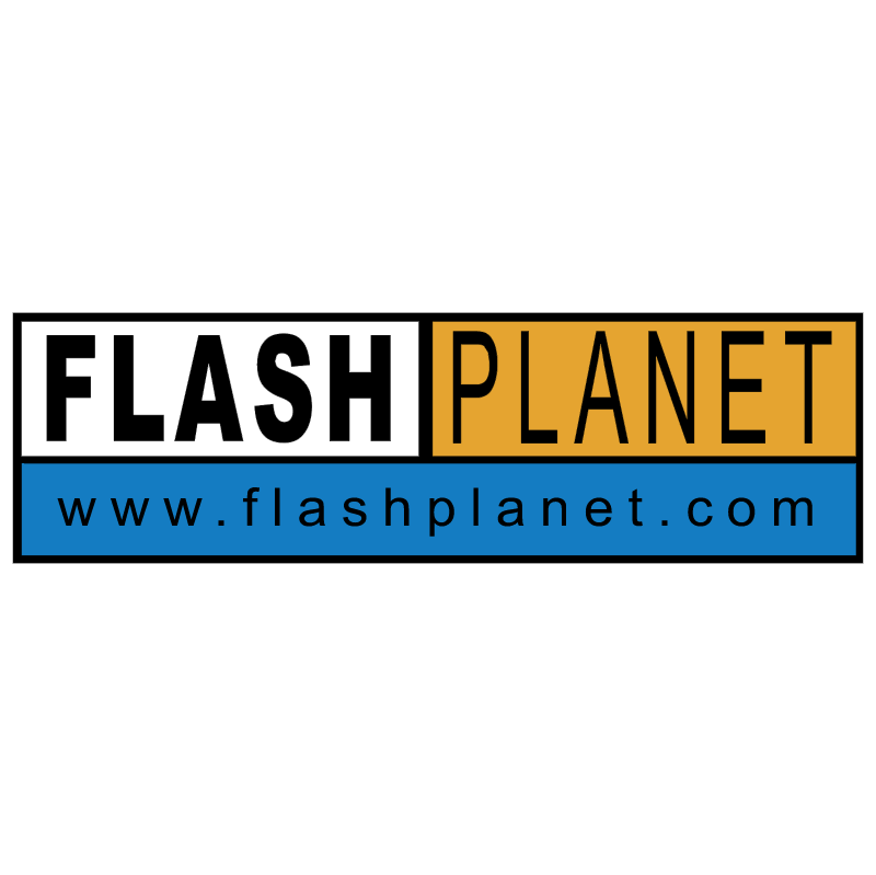 FlashPlanet vector