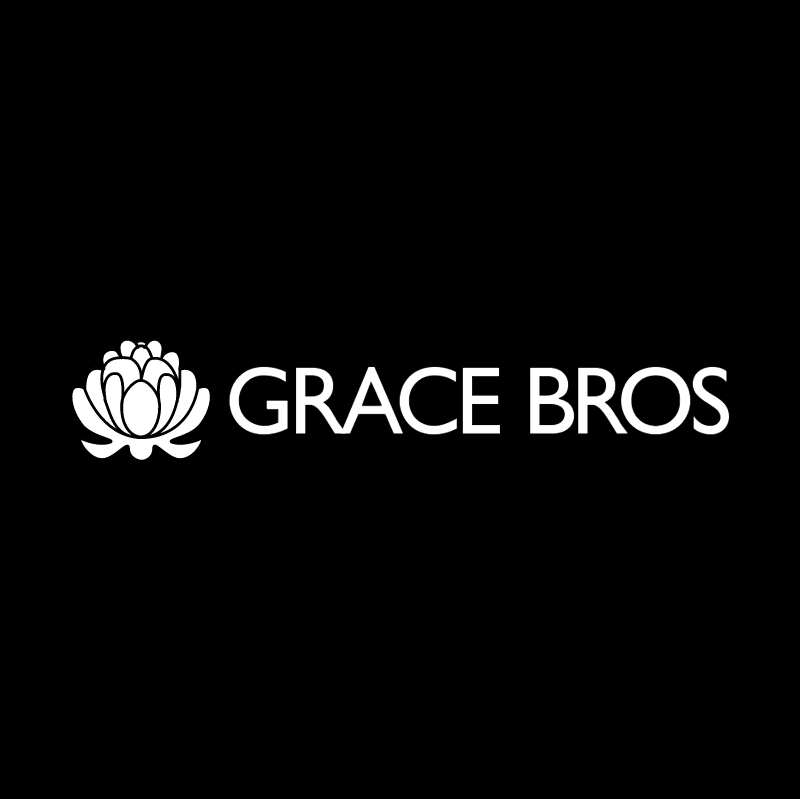 Grace Bros vector