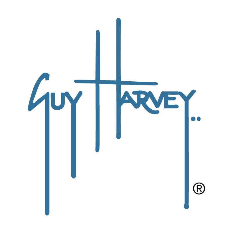 Guy Harvey vector logo