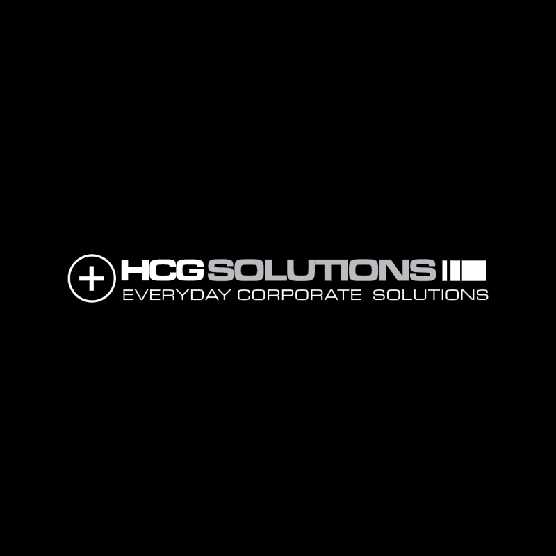 HCG Solutions Inc vector