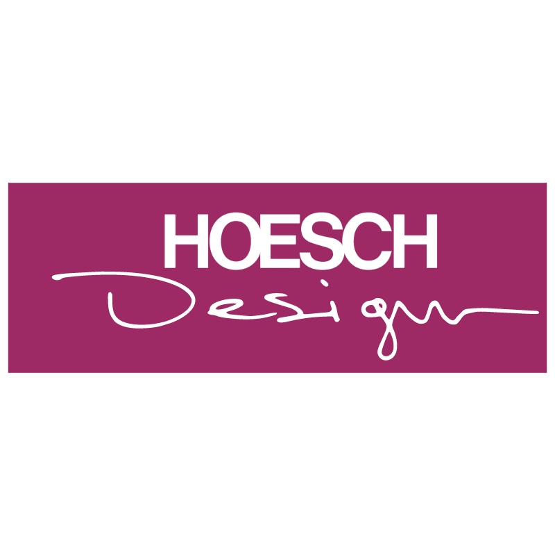 Hoesch Design vector