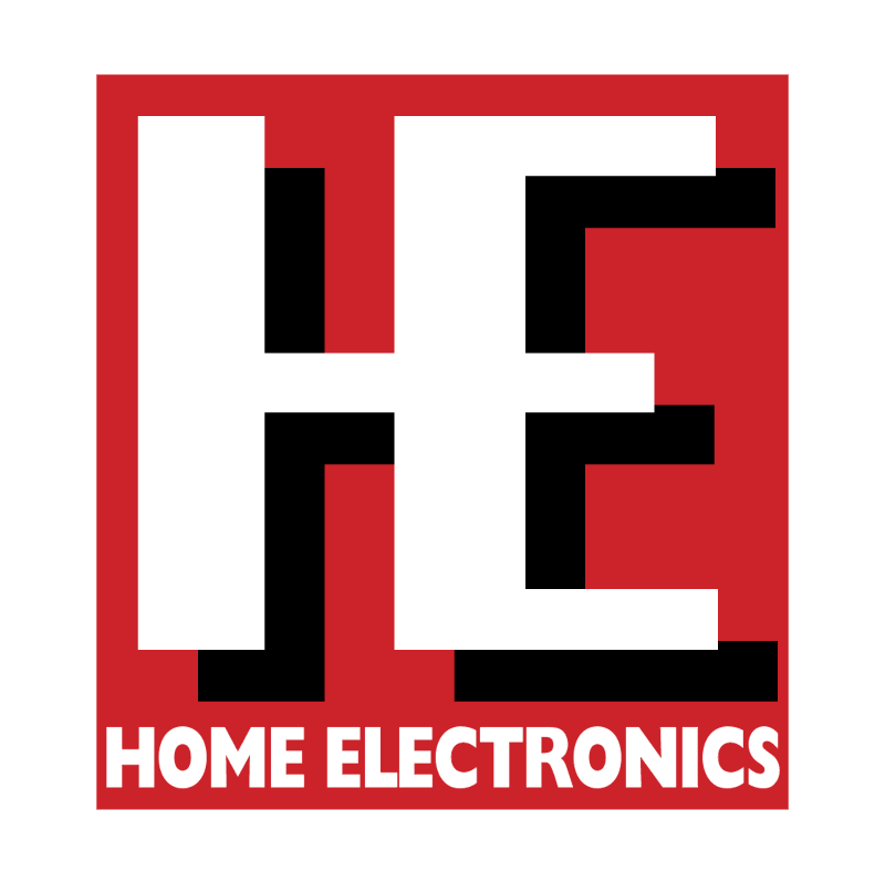 Home Electronics logo