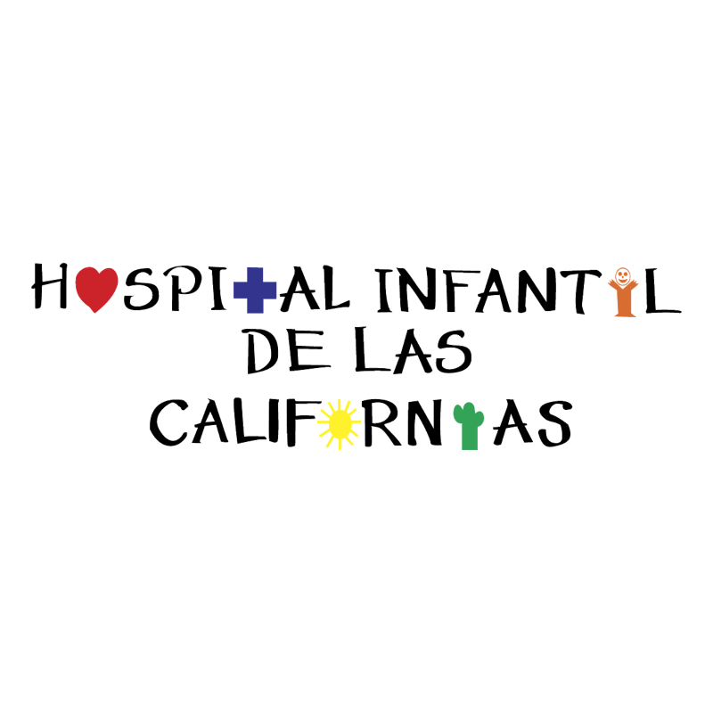 Hospital De Las Californias vector