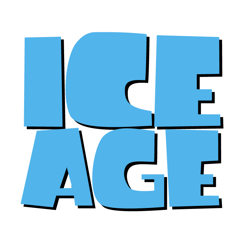 Ice Age vector logo