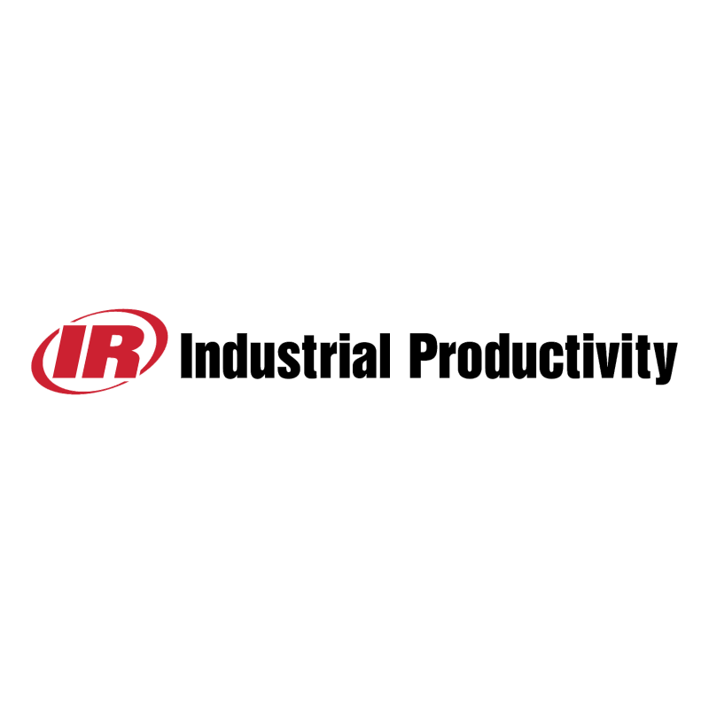 Industrial Productivity vector logo