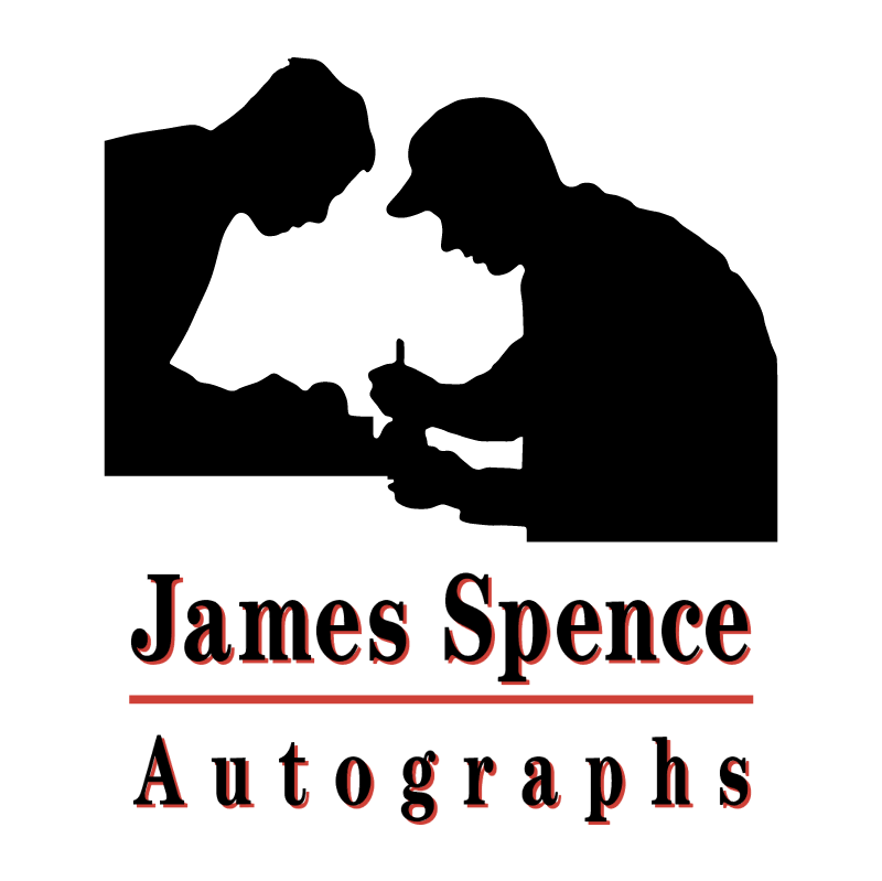 James Spence Autographs vector
