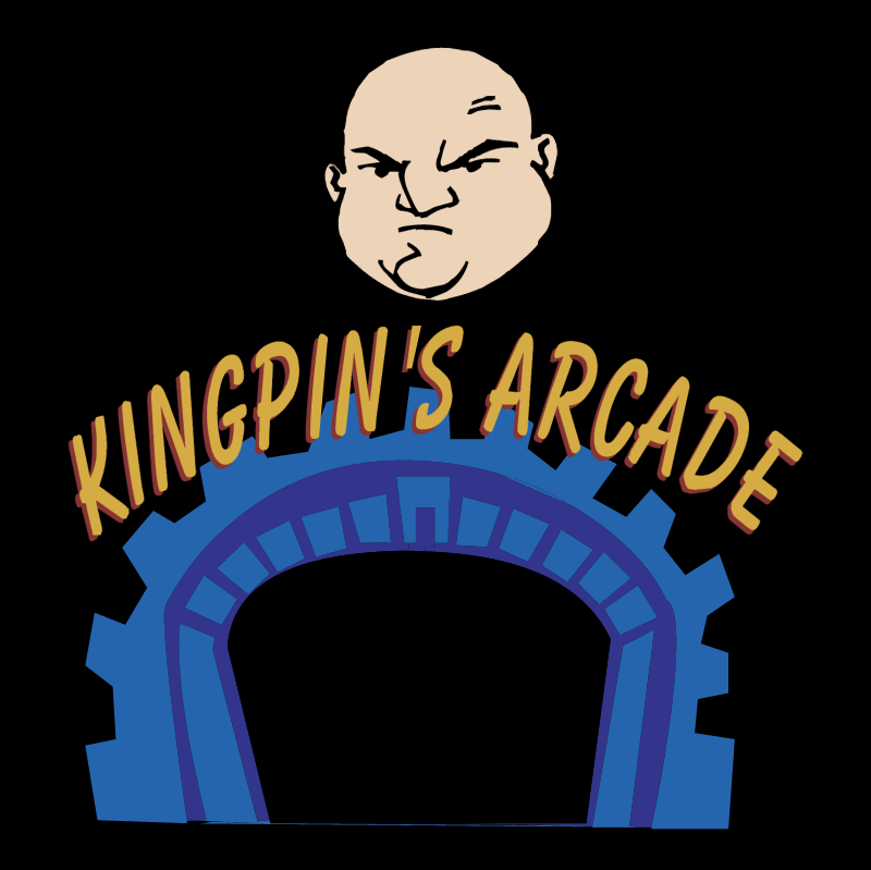 Kingpins Arcade vector