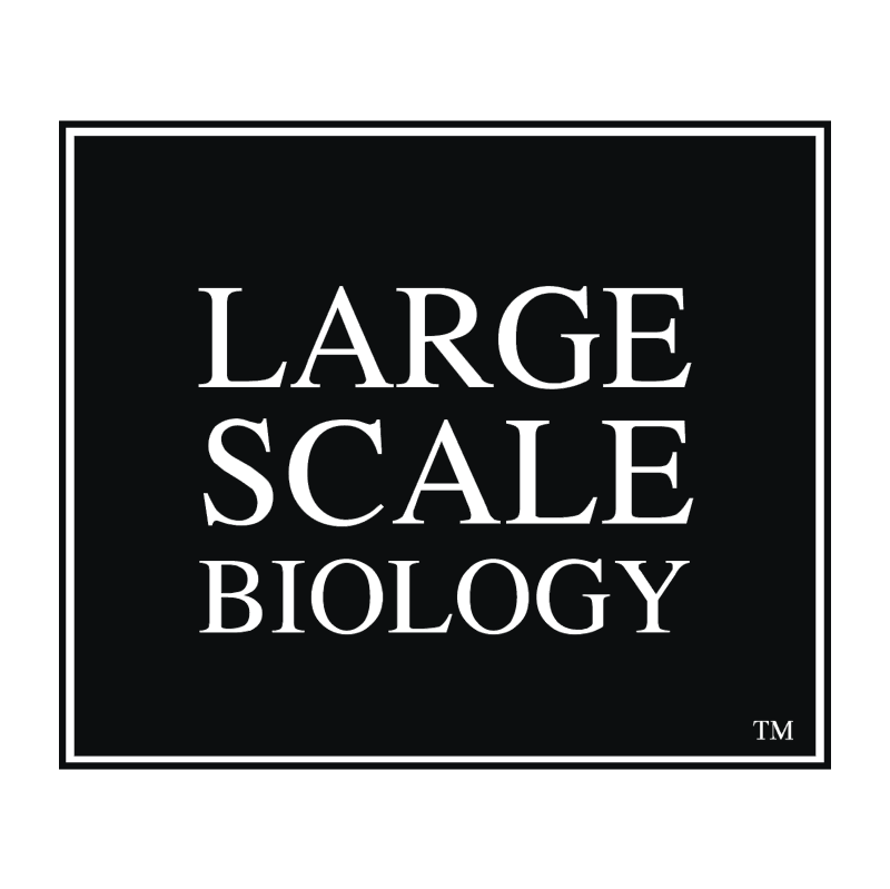 Large Scale Biology vector logo