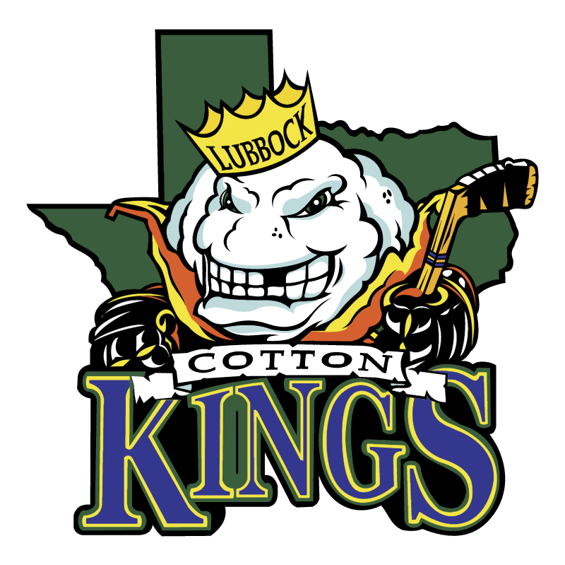 Lubbock Cotton Kings vector