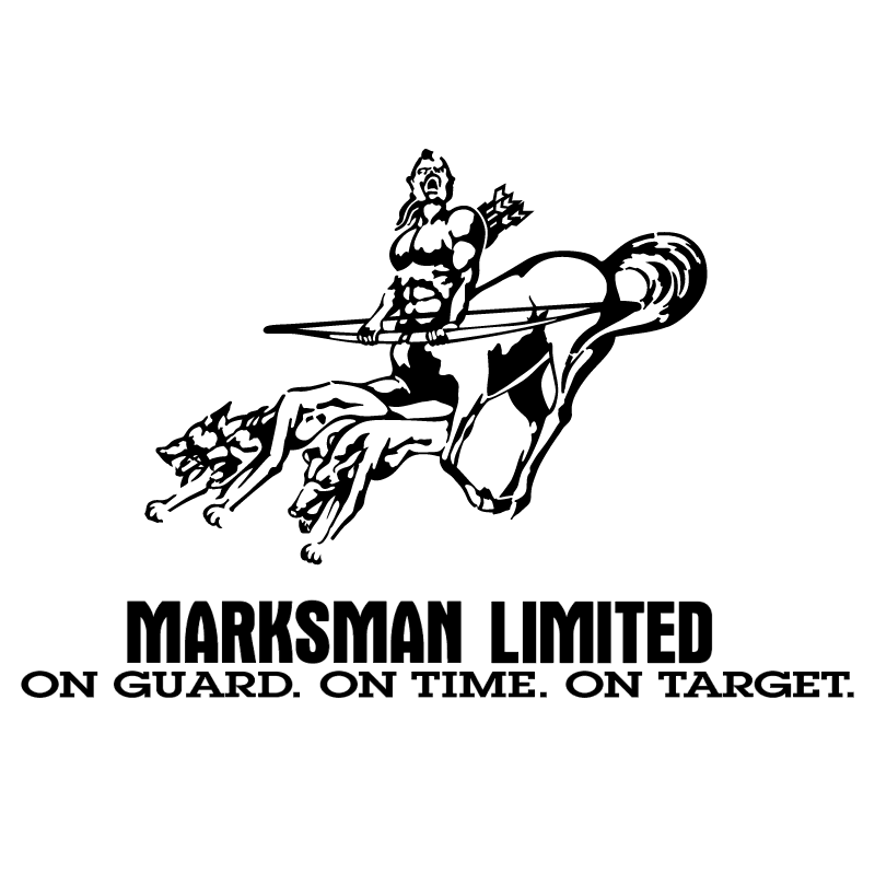 Marksman Limited vector