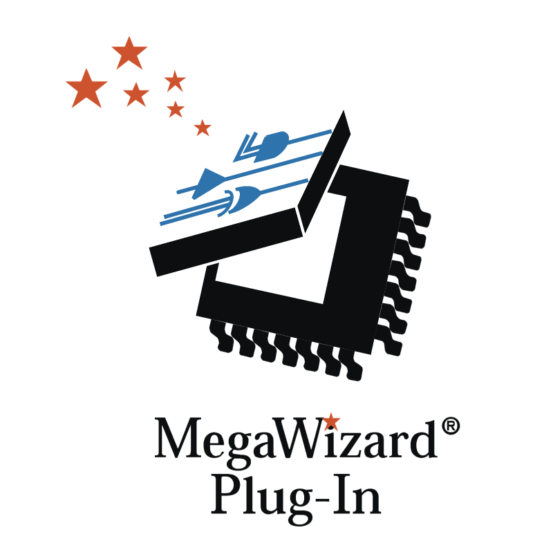 MegaWizard Plug In vector