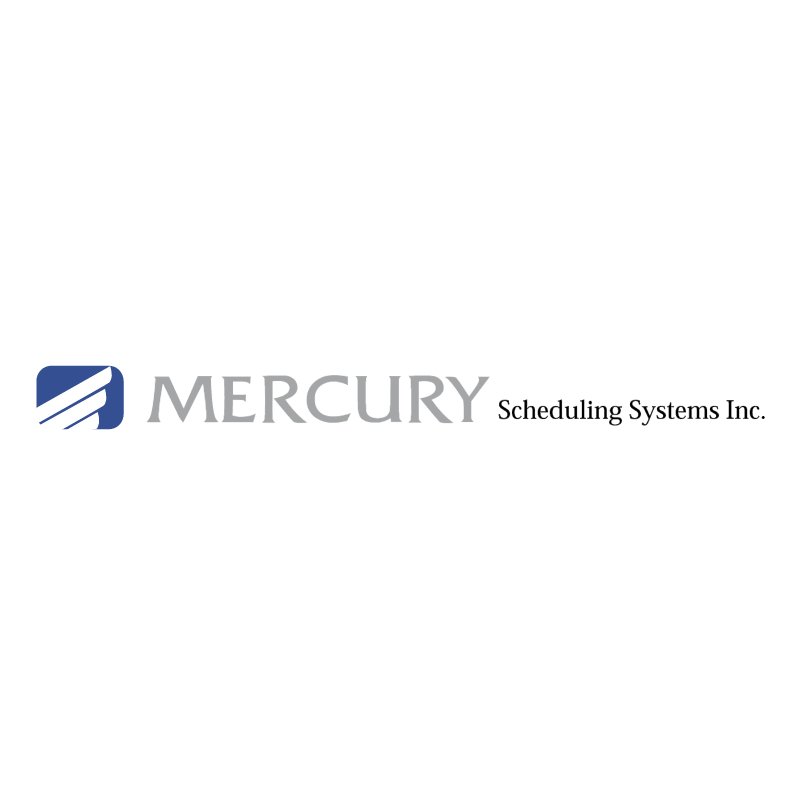 Mercury Scheduling Systems vector