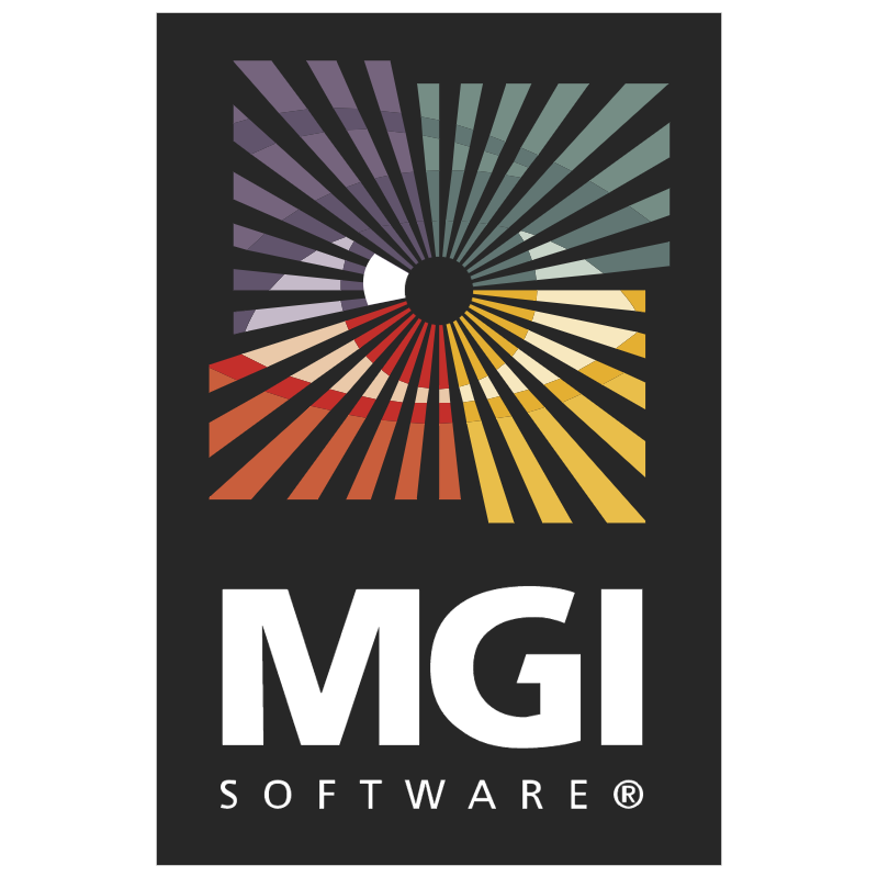 MGI Software vector