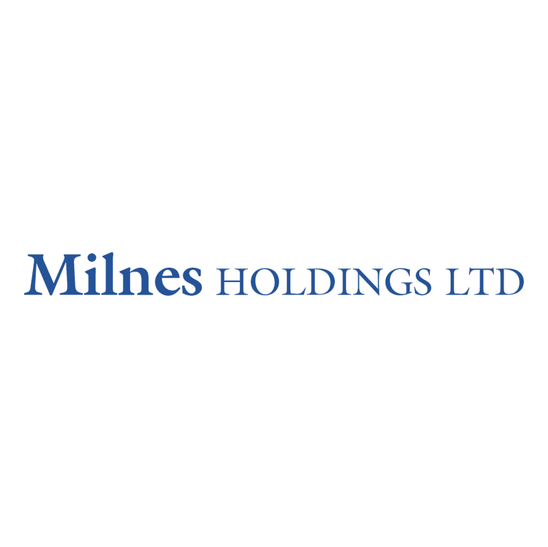 Milnes Holdings vector
