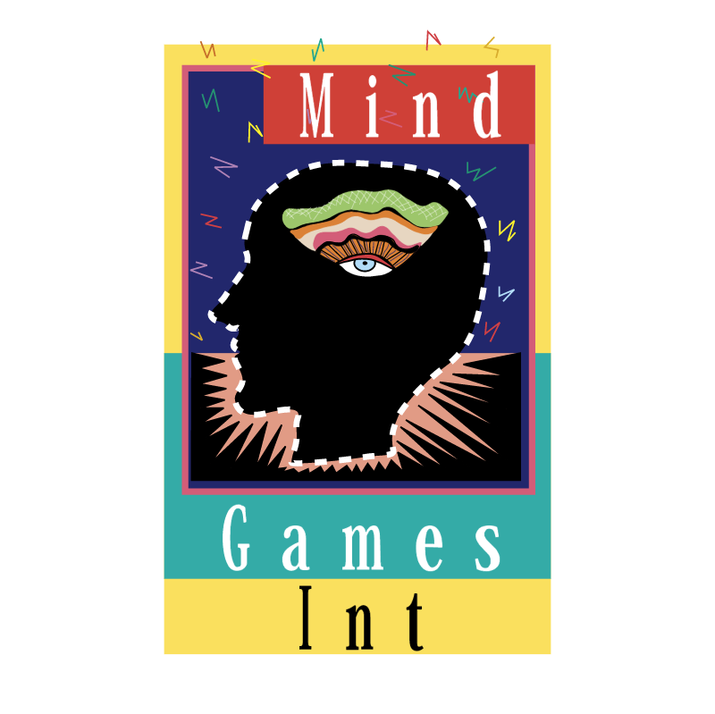 Mind Games Int vector logo