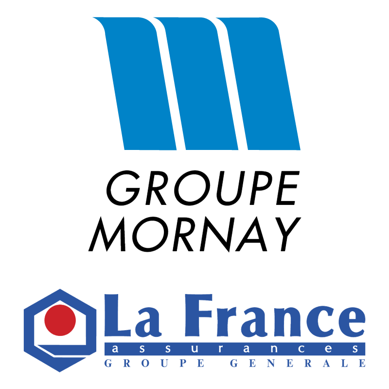 Mornay Groupe vector