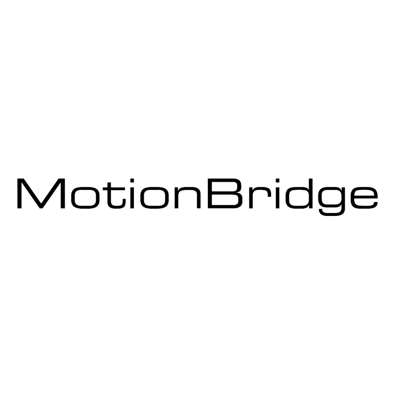 MotionBridge vector