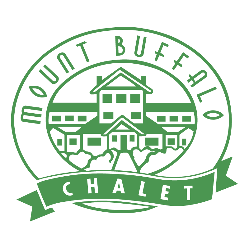 Mount Buffalo Chalet vector