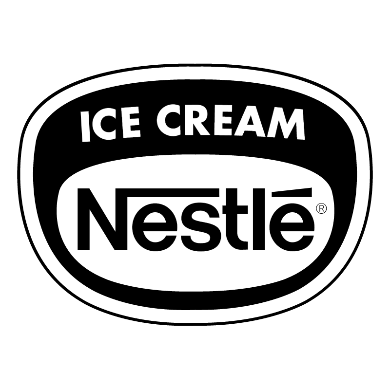Nestle Ice Cream vector