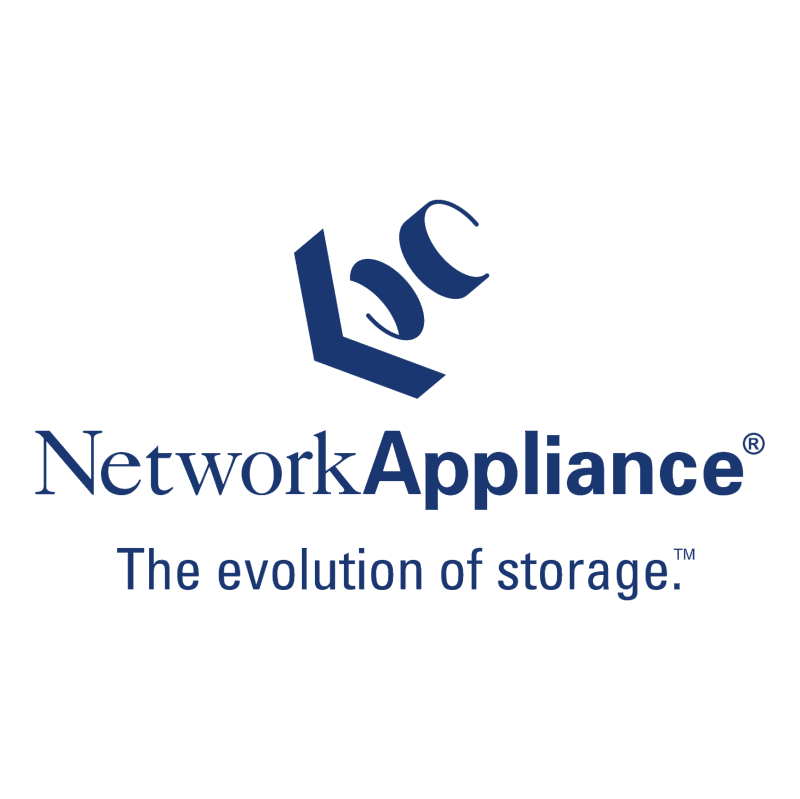 Network Appliance logo