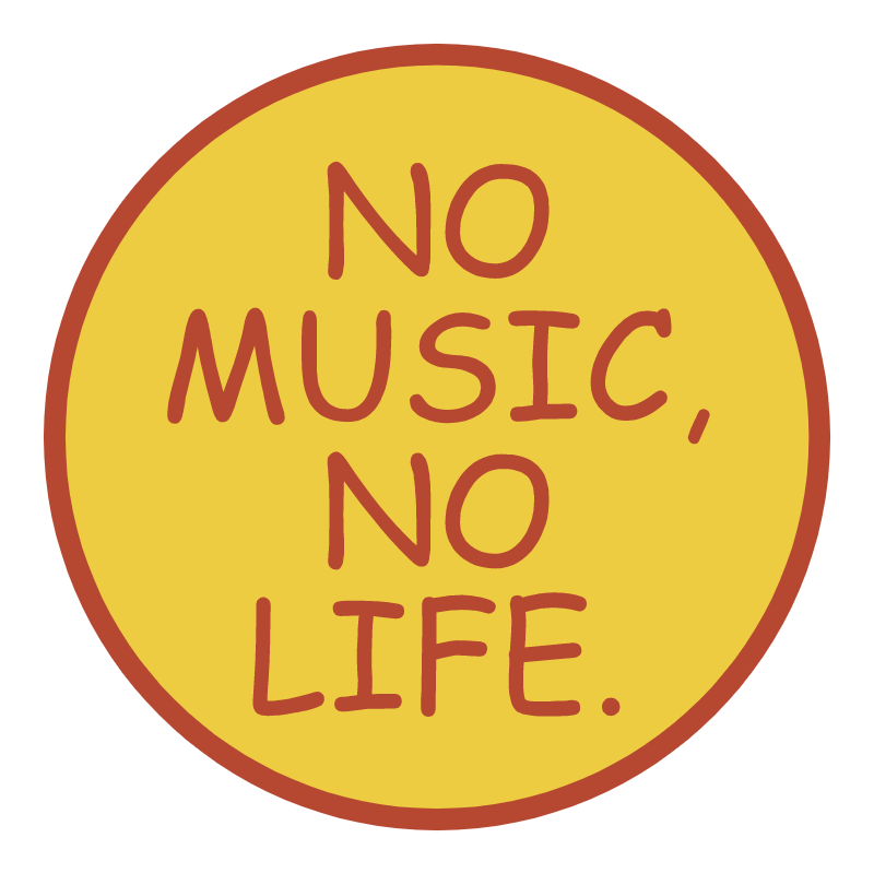 No Music No Life logo