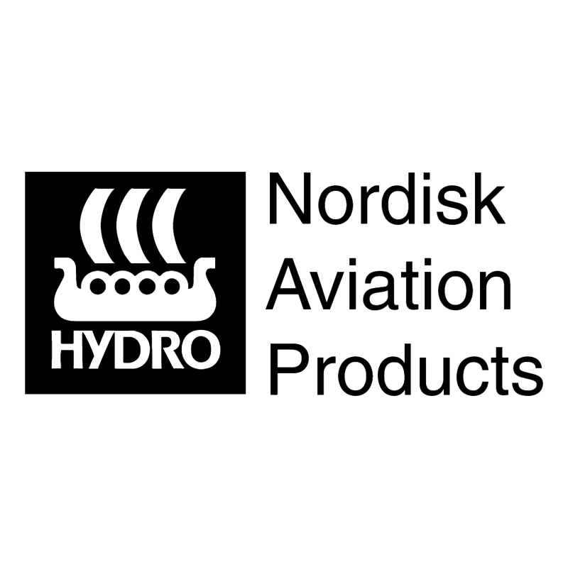 Nordisk Aviation Products vector