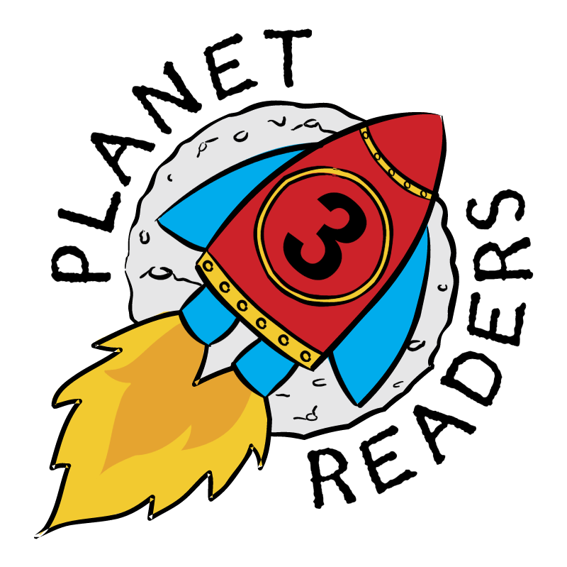 Planet Readers vector