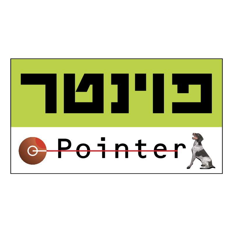 Pointer vector logo