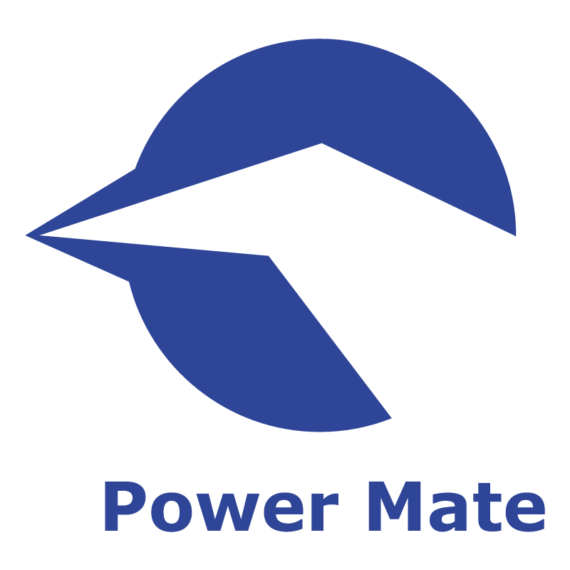 Power Mate vector logo