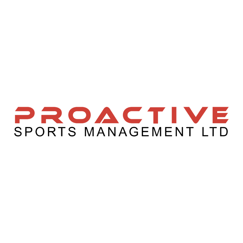 Proactive Sports Management vector