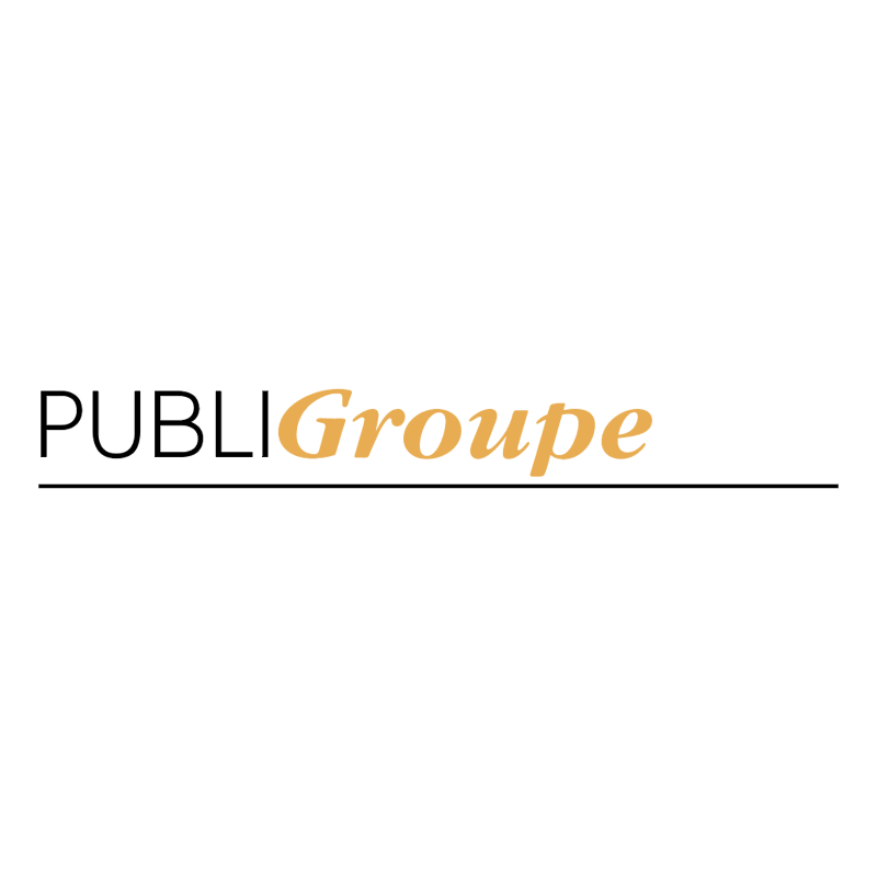 PubliGroupe vector