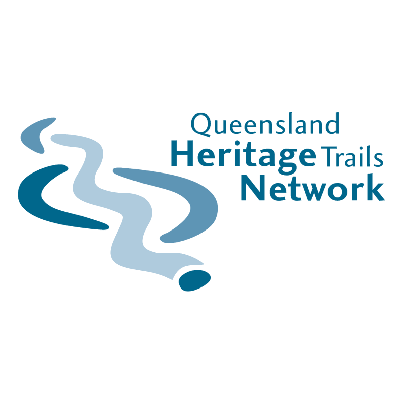 Queensland Heritage Trails Network logo