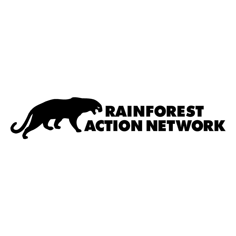 Rainforest Action Network vector logo
