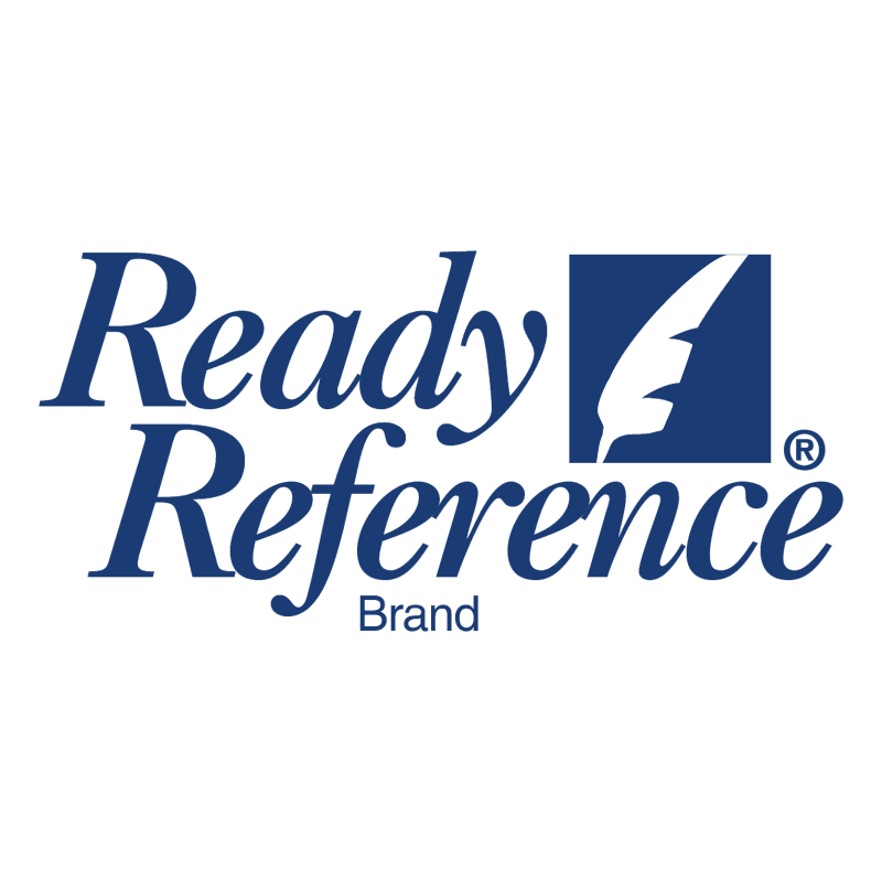 Ready Reference vector