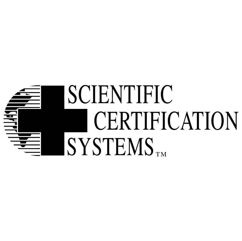 Scientific Certification Systems logo