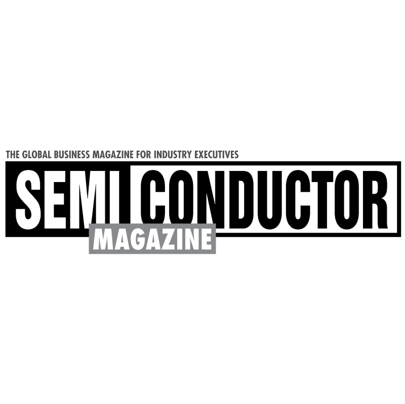 Semiconductor Magazine vector