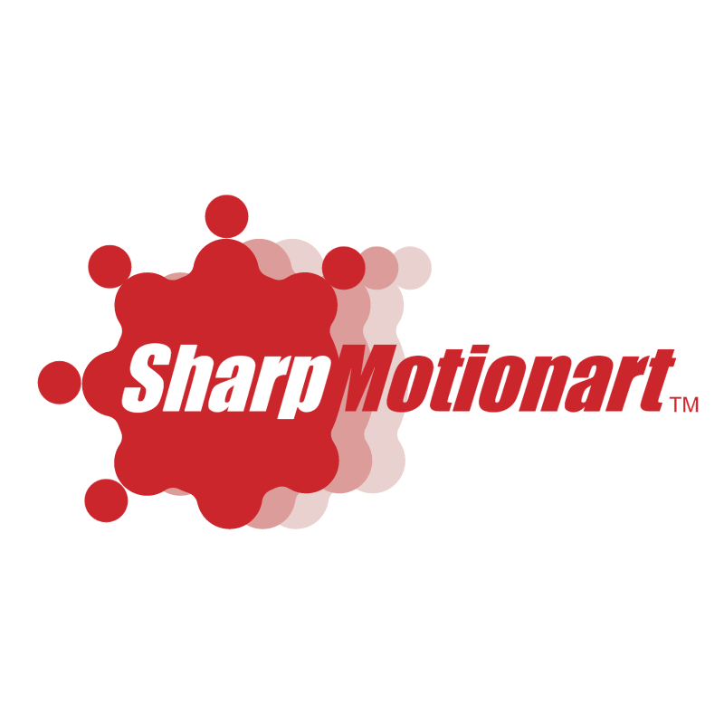SharpMotionART vector logo