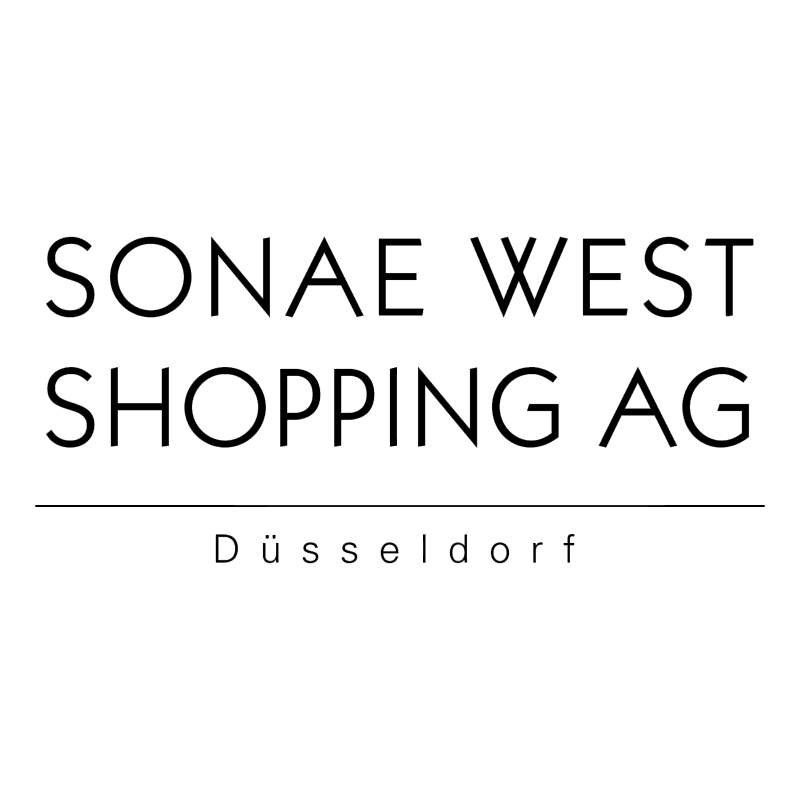 Sonae West Shopping AG vector logo