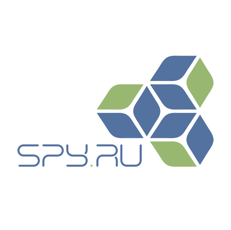 spy visual communications logo