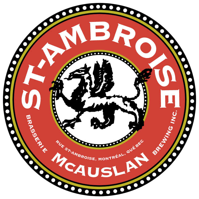 St Ambroise vector
